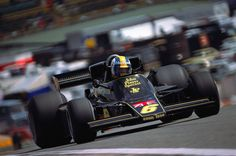 1976 Gunnar Nilsson (SWE) (John Player Team Lotus), Lotus 77 - Ford-Cosworth DFV 3.0 V8