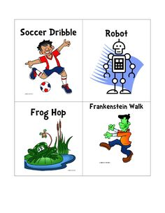 Great ideas for when the class gets the wiggles! - Flipping for First Grade!: break time