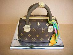Cake Cartera Louis Vuitton