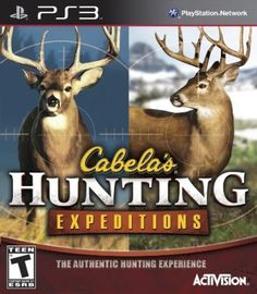 Cabela's Hunting Expeditions Your #1 Source for Video Games, Consoles & Accessories! Multicitygames.com $39.99
