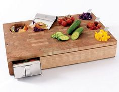 Curtis Stone Workbench Is Cutting Board For Serious Cooks