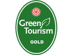 Green Tourism Business Scheme Gold Award, awarded to Cedar Manor in 2013 after a re-grading visit in February.  More about the GTBS -  Businesses opting to join Green Tourism are assessed by a qualified grading advisor against a rigorous set of criteria, covering a range of areas, like energy and water efficiency, waste management, biodiversity and more.  Those businesses that meet the required standard, receive a Bronze, Silver, or Gold award based on their level of achievement.