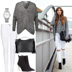 Simple et Chic : Valeries Outfit