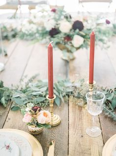 Gallery - Romantic Fall Wedding with a Rustic Touch