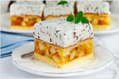 Wyszukiwałeś Jabłecznik straciatella - I Love Bake German Desserts, Sweets Cake, Homemade Cakes, Themed Cakes, Sweet Recipes, Cheesecake, Dessert Recipes, Food And Drink, Baking
