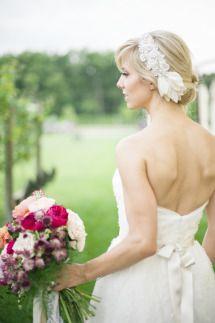 Wisconsin Glam Vineyard Wedding: http://www.stylemepretty.com/2014/07/09/wisconsin-glam-vineyard-wedding/ | Photography: Melissa Oholendt - http://melissaoholendt.com/