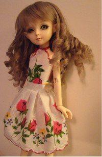 МК! Платье из носового платка