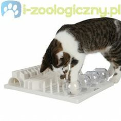 TRIXIE Cat Activity FUN BOARD - edukacyjna zabawka dla kota
