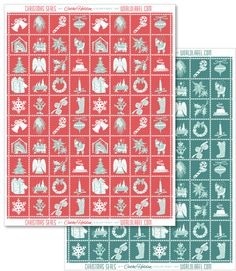133 Best Holiday Labels And Holiday Printable Templates Images