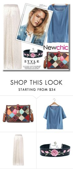 """""""Newchic 8"""" by edita-n ❤ liked on Polyvore"""