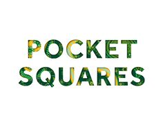 "Check out new work on my @Behance portfolio: ""Pocket Squares // Poszetki"" http://on.be.net/1cIqyAg"