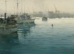 Joseph Zbukvic | Portfolio of Sold Work by Joseph Zbukvic - Greenhouse Gallery of Fine ...