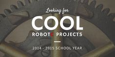 Do you have a Cool ROBOTC Project?? Share it with us!