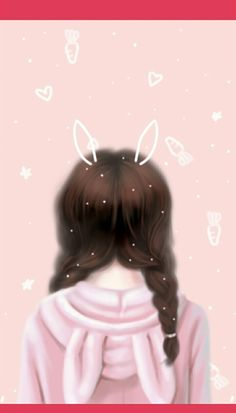 art girl, baby doll, baby girl, background, beautiful, beautiful girl, beauty, beauty girl, cartoon, chibi, cute baby, design, drawing, fashion, illustration, kawaii, little girl, pink, sweet lolita, wallpapers, we heart it, pink background