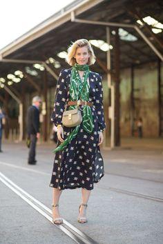 Zanita Whittington, chloe bag, australan fashion week