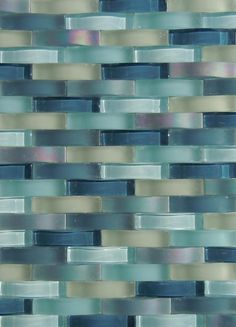 Glass Tile Backsplash - Ripple - Waterfall provided by CLASSIC TILE Staten Island 10309