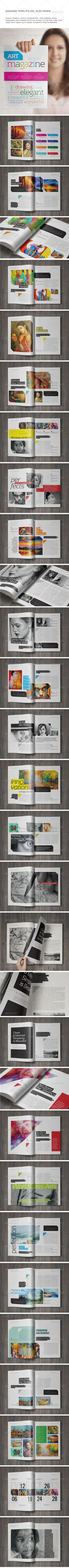 Indesign template vol 19 You can download this template here : http://graphicriver.net/item/a4letter-50-pages-mgz-vol-19/5670803?WT.oss_phrase=&WT.oss_rank=34&WT.z_author=Shafura&WT.ac=search_thumb