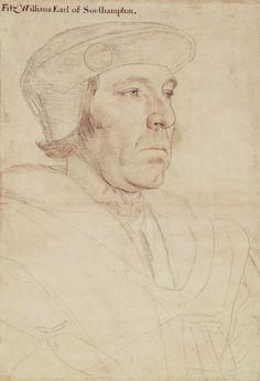 Hans Holbein the Younger - William Fitzwilliam, Earl of Southampton RL 12206.jpg