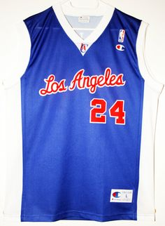 Champion NBA Basketball Los Angeles Clippers #24 André Miller Trikot/Jersey Size 44 - Größe L - 59,90€ #nba #basketball #trikot #jersey #ebay #sport #fitness #fanartikel #merchandise #usa #america #fashion #mode #collectable #memorabilia #allbigeverything