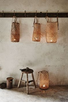 Baskets are everywhere! And I mean, everywhere… all the way up to our ceilings. If you have yet to get caught up in the basket lighting tr...