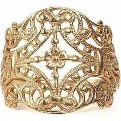 Like the lace/basket weave and width. Vanessa Lianne Jewelry Fiona Ring
