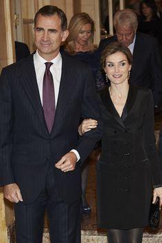The Evolution of Queen Letizia and King Felipe's Love