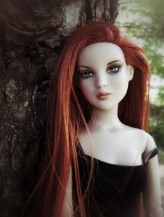 #dollduels #fashion #dolls #tonner Cassidy: Perfect morning by A tree
