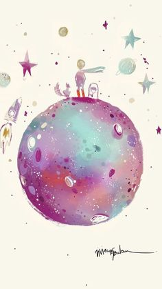 Wallpapers, Images and Backgrounds - Aruom Readings - - Tumblr Wallpaper, Love Wallpaper, Screen Wallpaper, Disney Wallpaper, Galaxy Wallpaper, Wallpaper Quotes, Wallpaper Backgrounds, The Little Prince, Cute Wallpapers