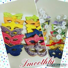I biscotti mascherina per un carnevale dolcissimo by smoothly