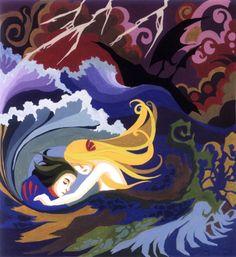 fairytalemood: Littlle Mermaid.