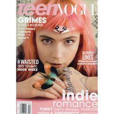 Teen Vogue - Grimes
