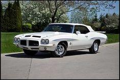 1971 Pontiac GTO Judge Convertible (1 of 17)