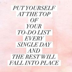 Because you deserve the very best. Don't forget to show yourself some serious self-love <3