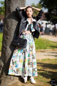 STYLE DU MONDE / Paris FW SS15 Street Style: Sunghee Kim  // #Fashion, #FashionBlog, #FashionBlogger, #Ootd, #OutfitOfTheDay, #StreetStyle, #Style