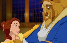 Relive the first time you met Belle.
