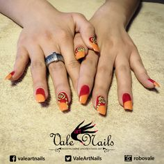 Summer is coming #unghie #nails #summer #geluv #gelcolor #rose #style #fashion #beauty #nailart #picoftheday #instagood #indigonailab