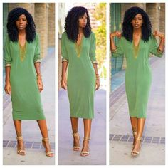 Simple Dress Totally Stylish