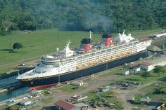 Enjoy a rare and exciting journey along the Panama Canal aboard Disney Cruise Line, as the locks open to give you a unique glimpse at a mesmerizing man-made treasure