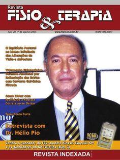 Edição 40 da Revista NovaFisio. Tudo sobre Fisioterapia.