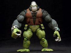 Monkey Man :: Legendary Heroes Build-a-Figure, Wave 3