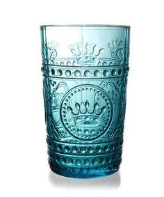 Louis Hi Ball- Turquoise