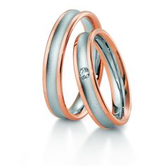 BREUNING στο www.GamosPortal.gr #kosmima #κόσμημα #βέρες γάμου Alliance Duo, Gold Rings, Creations, Rings For Men, Marriage, Wedding Rings, Engagement Rings, Jewelry, Products