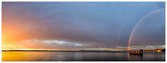 The Boatshed in Fremantle at Sunrise ~Steve Brooks Photography
