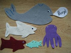 Felt Board Ideas: Children's Songs and the Felt Board