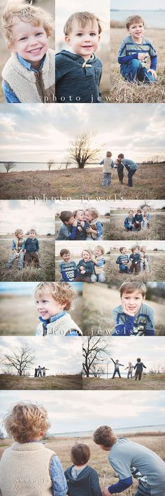 3 brothers, I love the natural feel to this shoot.  Your kids are older, but we can definitely let them be themselves and get some candid shots of them just being brothers. Then get some individually too.