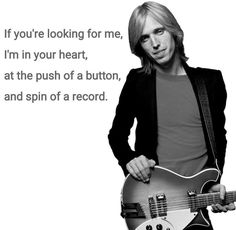 Tom Petty 1950 - 2017 So tragic; Music Is Life, My Music, Music Stuff, Live Music, Tom Petty Quotes, Creedence Clearwater Revival, Cat Stevens, My Tom, Judas Priest