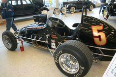 Old sprint car
