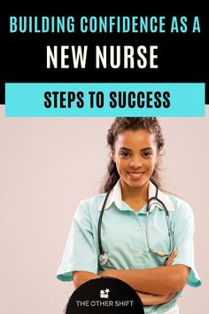 So you've recently graduated as a new nurse and your confidence is at an all-time low :Building confidence as a nurse does not happen overnight, though it will come. These tips are from a fellow RN, who's had the exact same feelings as you! Nursing School Motivation, Nursing School Tips, Nursing Career, Nursing Tips, Nursing Graduation, Nursing Student Organization, Tops Diy, Nursing Students, Student Nurse