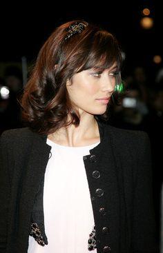 """Olga Kurylenko - """"Quantum Of Solace"""" Premiere In Paris 2"""