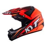 Prezzi e Sconti: #Kyt ysco0003.3 casco cross over power black  ad Euro 113.99 in #Kyt #Moto caschi caschi motocross